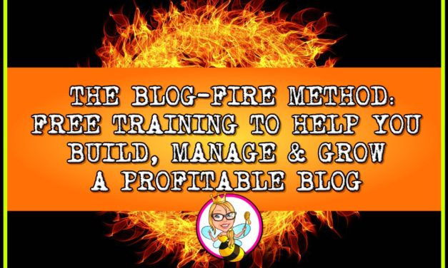 New Free Training: Build, Grow & Manage a Profitable Blog